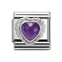 componibile unisex gioielli Nomination Composable 330603/001