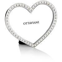 cornice in argento Ottaviani Home 25786