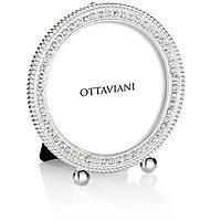 cornice in argento Ottaviani Home 25788