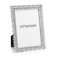 cornice in argento Ottaviani Home 25791