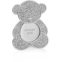 cornice in argento Ottaviani Home 70519