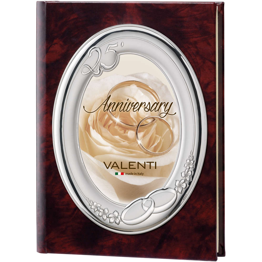 Cornici Valenti, album con cornice ovale 19048 3