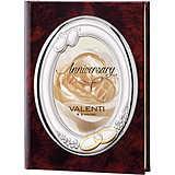 Cornici Valenti, album con cornice ovale 19049 3