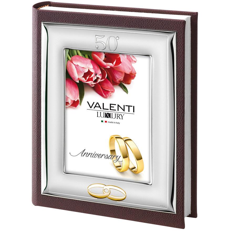 Cornici Valenti, album in pelle 50°, della 53514