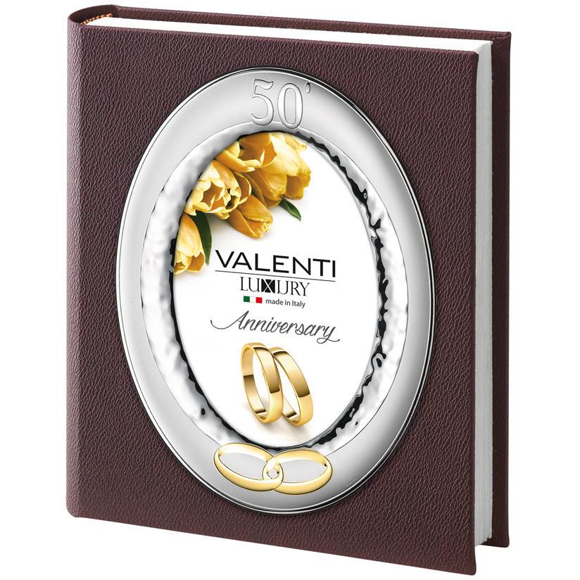 Cornici Valenti, album in pelle con cornice 53505