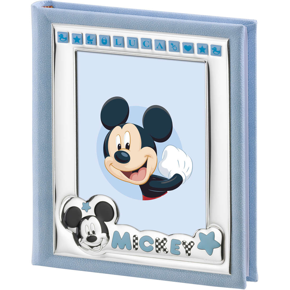 Cornici Valenti, album mickey mouse con D152 2C