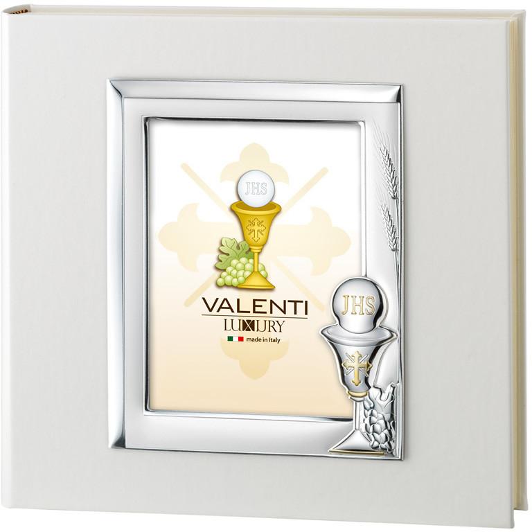 Cornici Valenti, album panna con cornice 53552