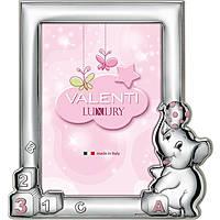 "Cornici Valenti, cornice bimbo ""elefante 71604 3LRA"