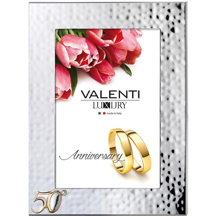 Cornici Valenti, cornice lucida 50°, Cornice 52023 4XL