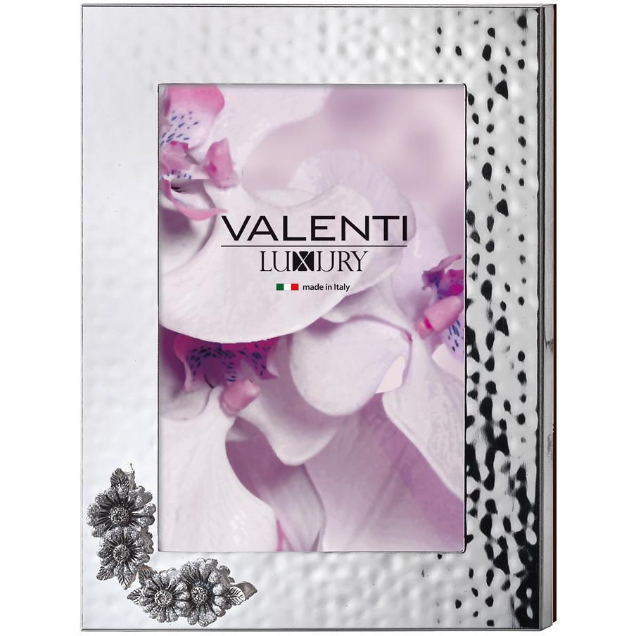 Cornici Valenti, cornice lucida con microfusione 52019 4L