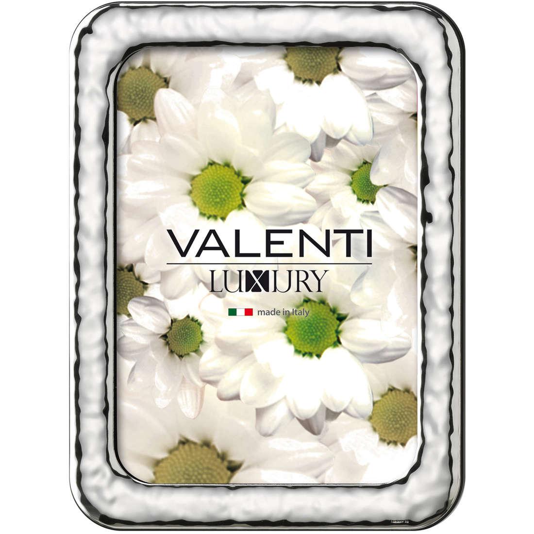Cornici Valenti, cornice lucida martellata 13006 4XL