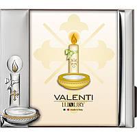 Cornici Valenti, cornice lucida satinata 51054 3L