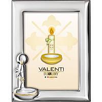 Cornici Valenti, cornice lucida satinata 51055 3L