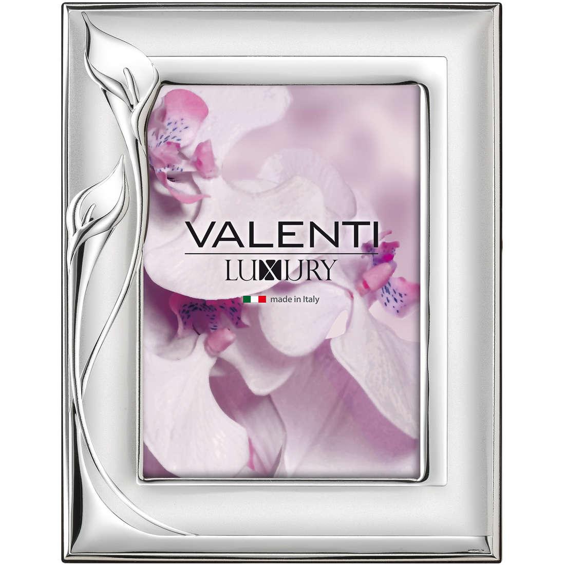 Cornici Valenti, cornice lucida satinata 52007 4L