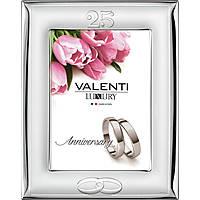 Cornici Valenti, cornice lucida satinata 52008 4L