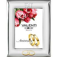 Cornici Valenti, cornice lucida satinata 52009 3L