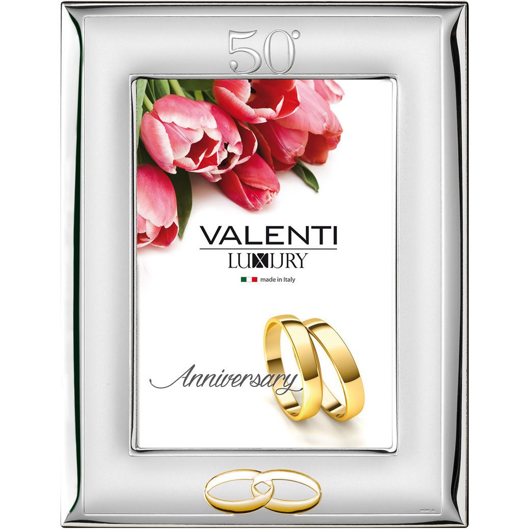 Cornici Valenti, cornice lucida satinata 52009 4L