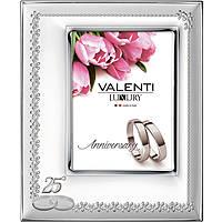 Cornici Valenti, cornice lucida satinata 55053 4XL