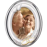 Cornici Valenti, cornice ovale 50° lucida 13411 4L
