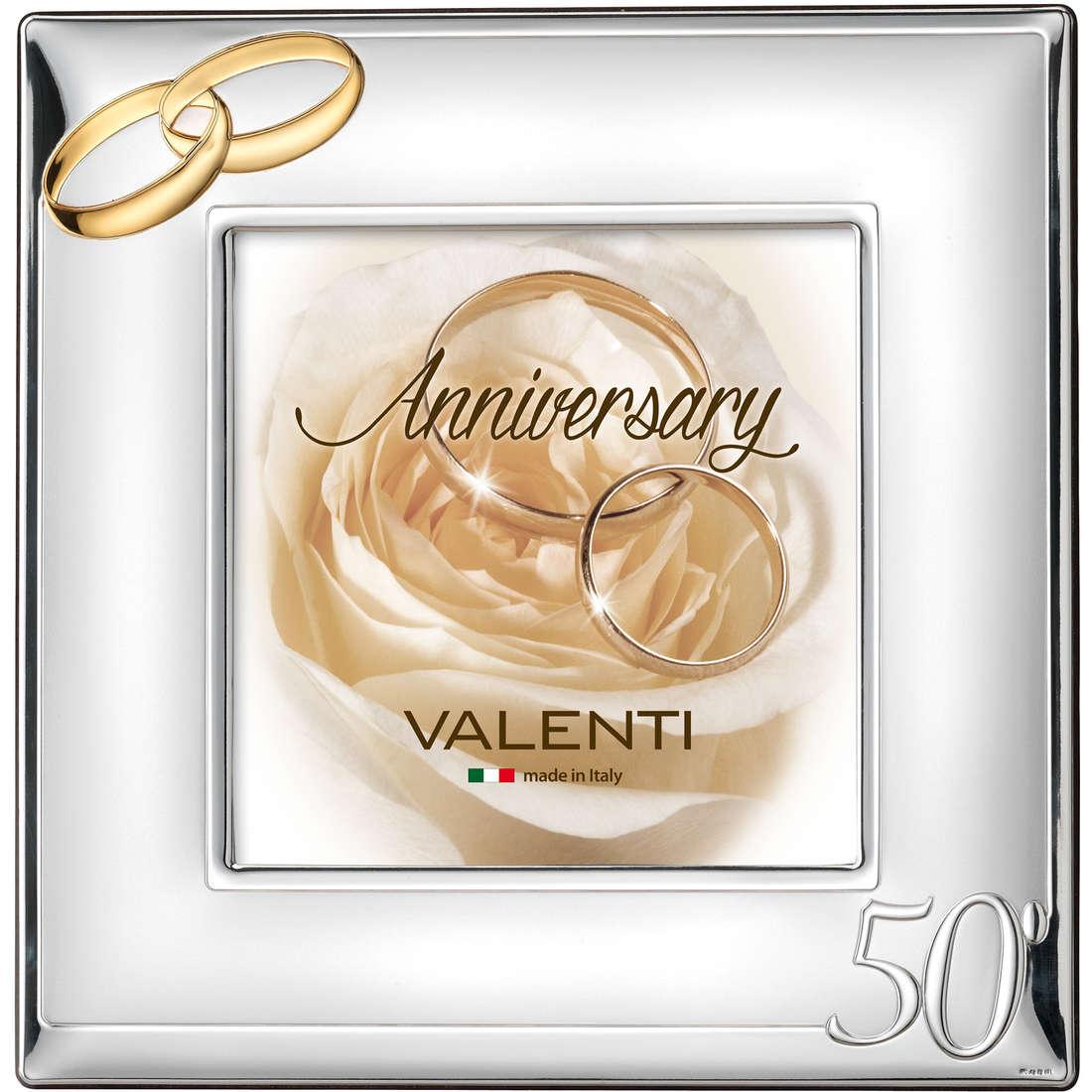 Cornici Valenti, cornice quadrata 50°lucida 498 2L