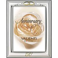Cornici Valenti, cornice satinata 50° retro 12201 5L
