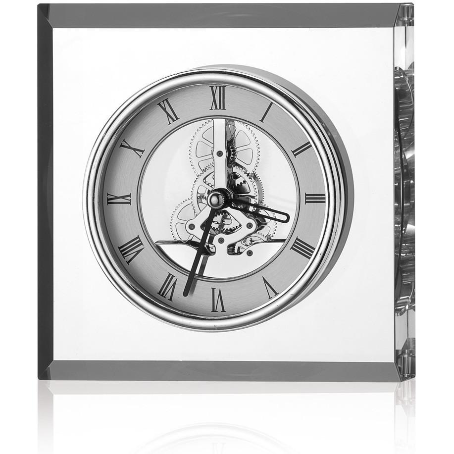 Cornici Valenti, orologio in cristallo, 12600