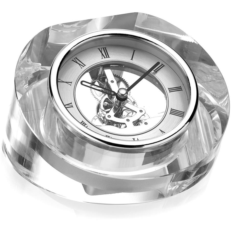 Cornici Valenti, orologio in cristallo, 12601