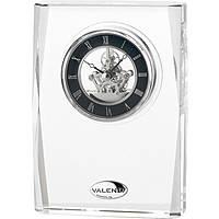 Cornici Valenti, orologio in cristallo, 12610