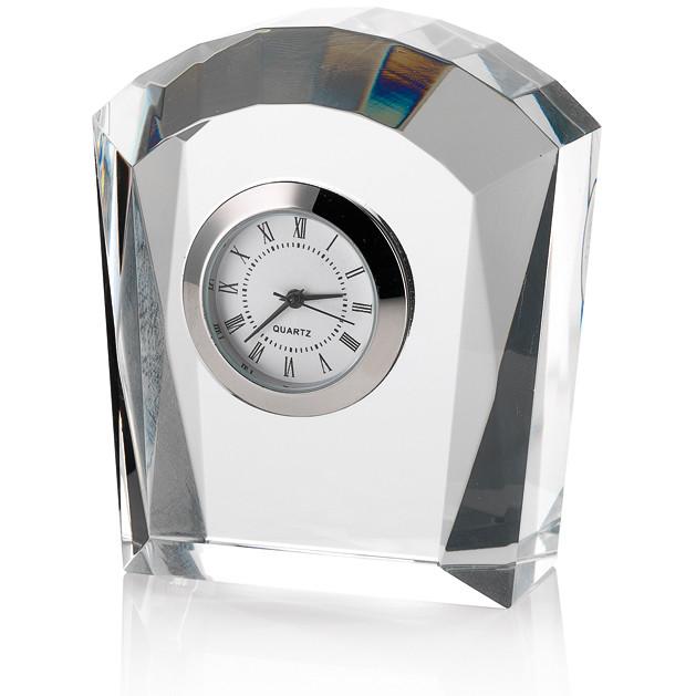 Cornici Valenti, orologio in cristallo archetto, 12604