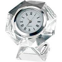 Cornici Valenti, orologio in cristallo piccolo 12632