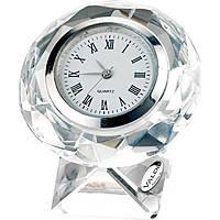 Cornici Valenti, orologio in cristallo piccolo 12633