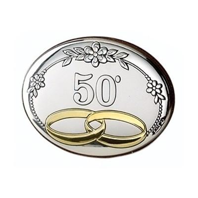 Cornici Valenti, pannello 50° anniversario 768 1L