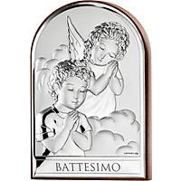 Cornici Valenti, pannello sacro Battesimo 81211 1L