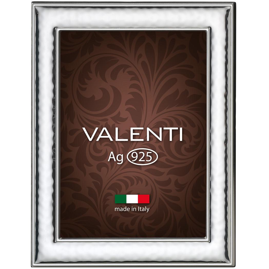 Cornici Valenti, portafoto lucido arg.925, 90302 4L