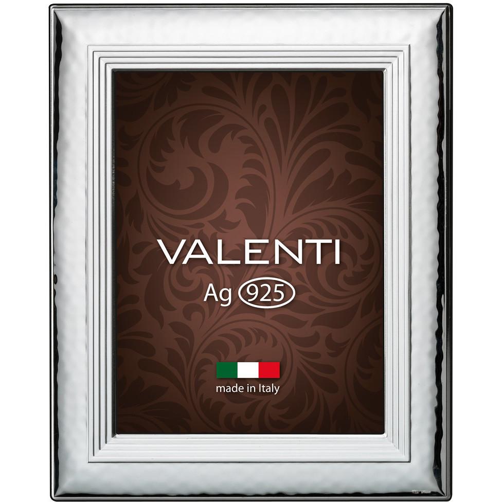 Cornici Valenti, portafoto lucido arg.925, 90402 4XL