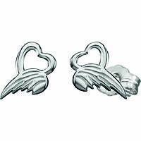 ear-rings child jewellery Engelsrufer Herzengel HEE-HEART-ST