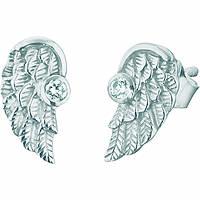 ear-rings child jewellery Engelsrufer Herzengel HEE-WING-ZI