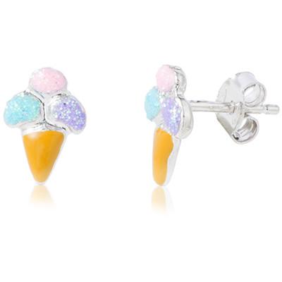 ear-rings child jewellery GioiaPura GPSRSOR1633