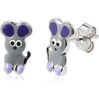 ear-rings child jewellery GioiaPura GPSRSOR1636