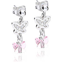 ear-rings child jewellery GioiaPura WOM01653ATA