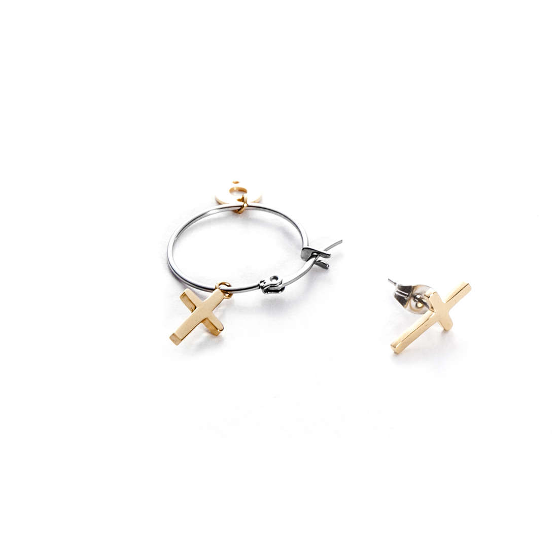 ear-rings woman jewellery 4US Cesare Paciotti 4UOR1428W