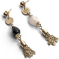 ear-rings woman jewellery 4US Cesare Paciotti Classic Collection 4UOR1621W