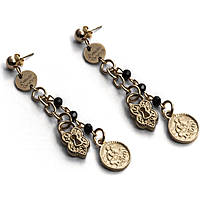 ear-rings woman jewellery 4US Cesare Paciotti Classic Collection 4UOR1627W