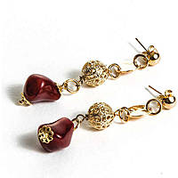 ear-rings woman jewellery 4US Cesare Paciotti Woman Classic 4UOR1769W