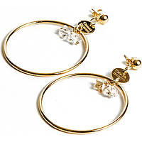 ear-rings woman jewellery 4US Cesare Paciotti Woman Classic 4UOR1777W