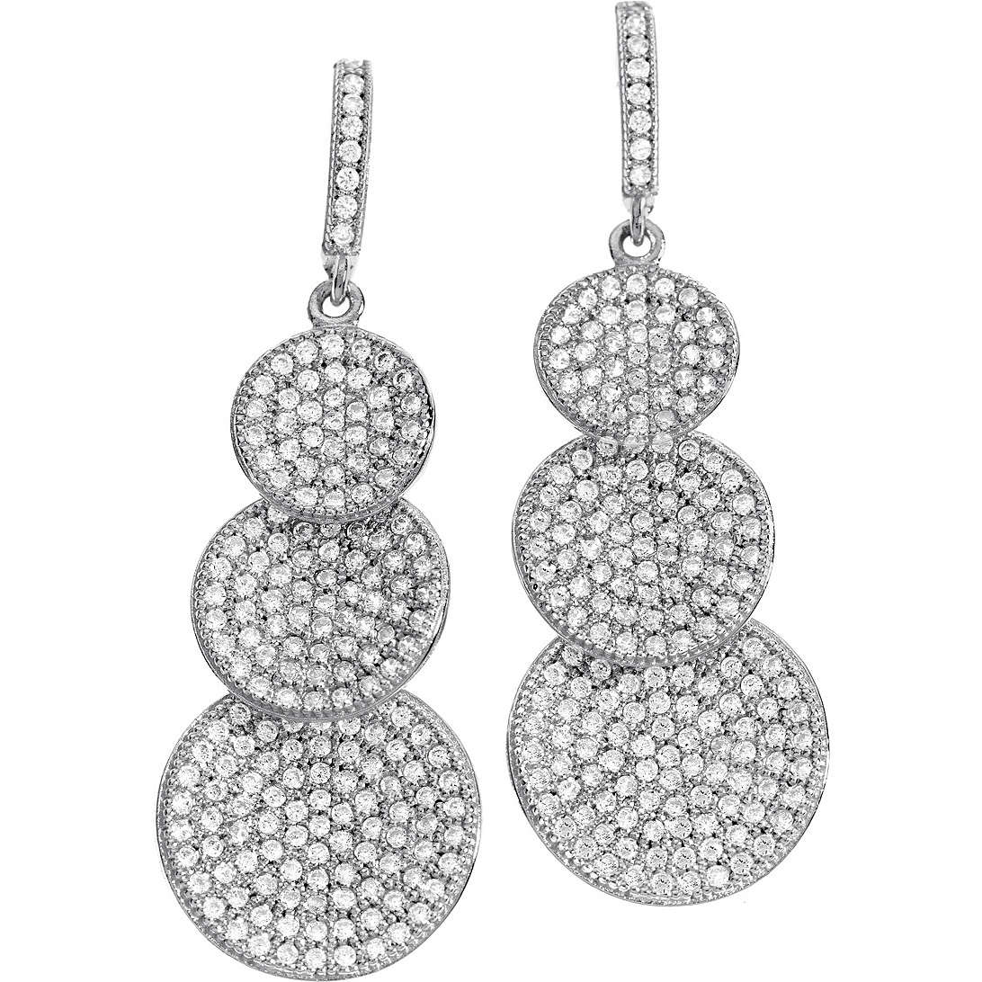 ear-rings woman jewellery Ambrosia AAO 015