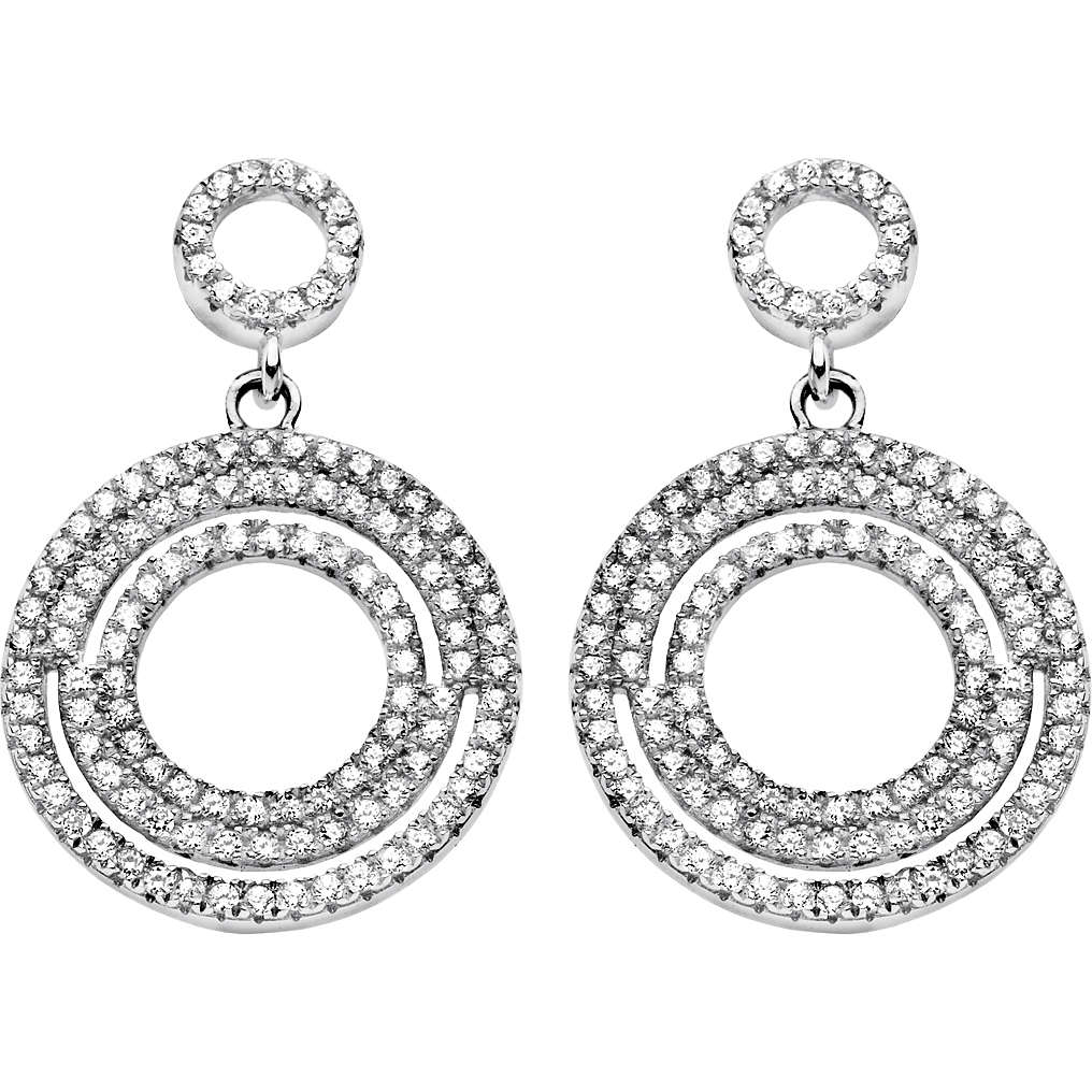 ear-rings woman jewellery Ambrosia AAO 041