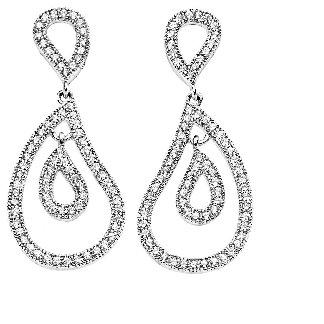 ear-rings woman jewellery Ambrosia AAO 042