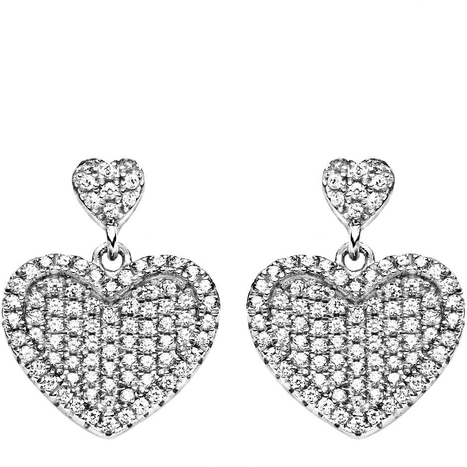 ear-rings woman jewellery Ambrosia AAO 044