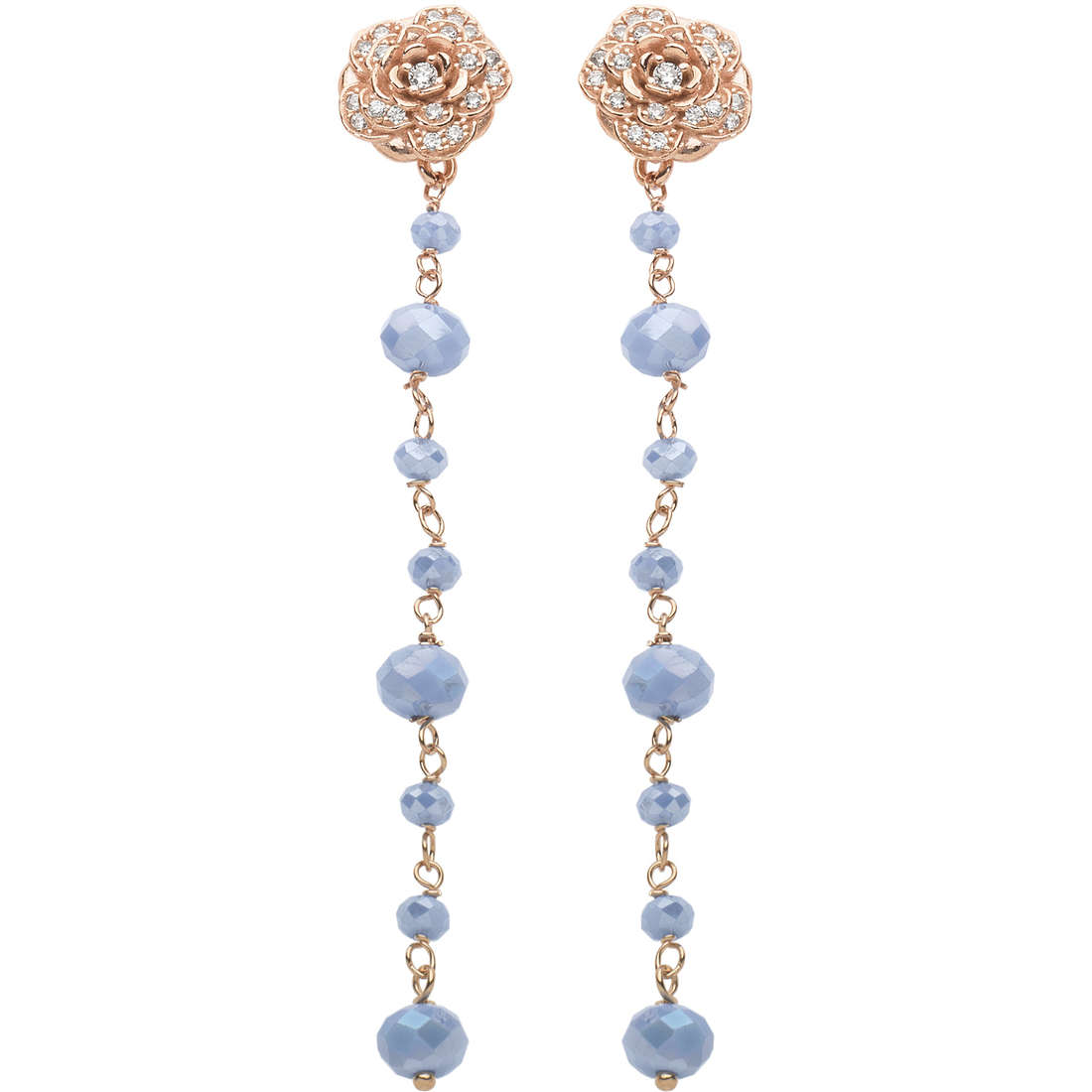 ear-rings woman jewellery Ambrosia AAO 152